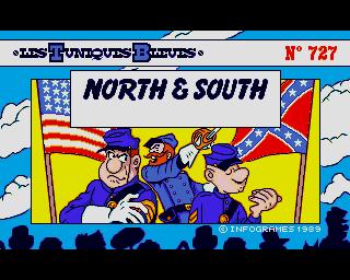 North&South - czyli Północ kontra Południe