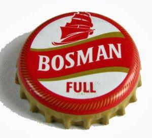 Piwo ;) Bezalkoholowe - czyli Bosman
