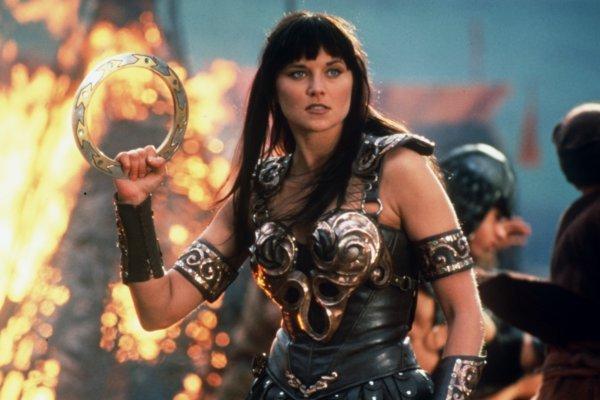 Xena - wojownicza księżniczka