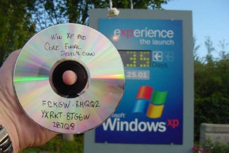 Klucz Windows XP, którego używała cała Polska