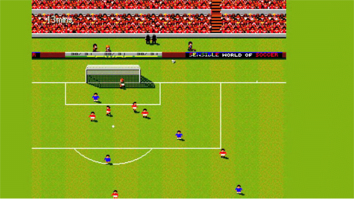 Sensible World of Soccer - wspominek ciąg dalszy