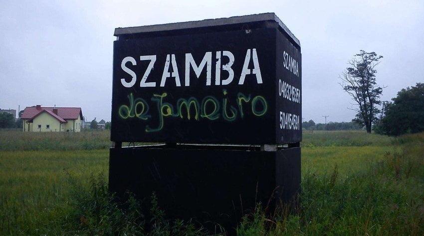 Szamba! ... de Janeiro