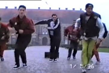 Mistrzostwa Polski w Żaganiu w Break Dance – 1996