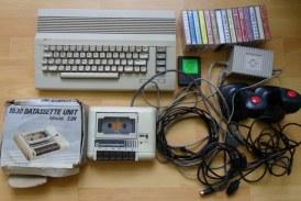 Jak się kiedyś grało na… Commodore