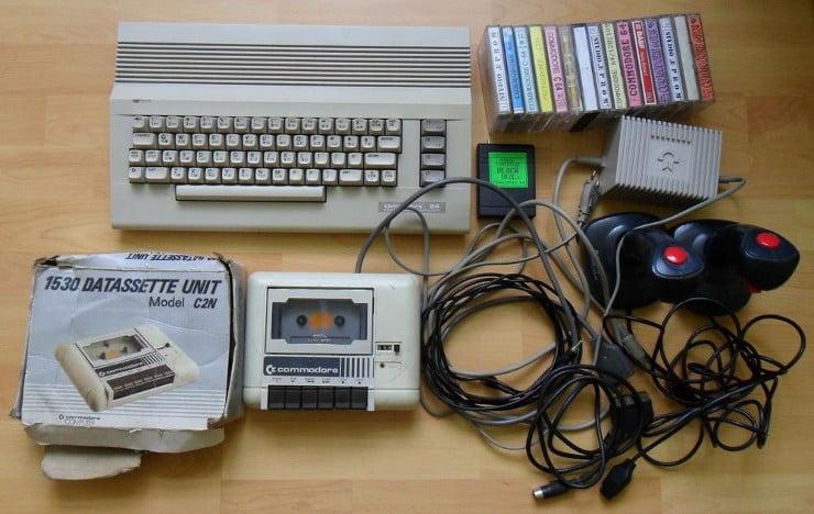 Jak się kiedyś grało na... Commodore