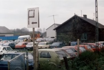 Giełda samochodowa w Słomczynie – 1994 rok