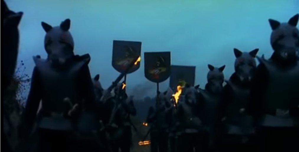 Marsz Wilków - Akademia Pana Kleksa