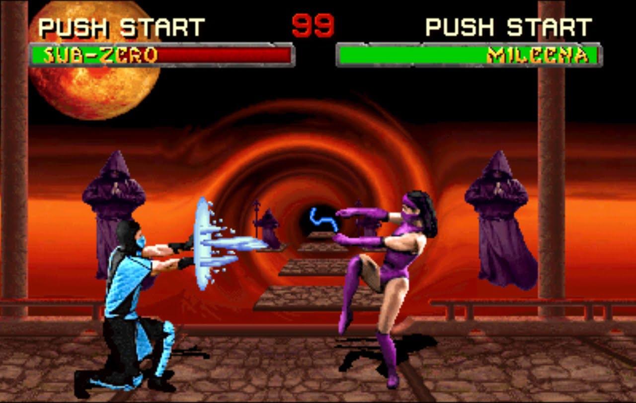 Jak wygląda lektor z Mortal Kombat II?