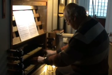 L'amour toujours Gigi d'Agostino zagrane na kościelnych organach