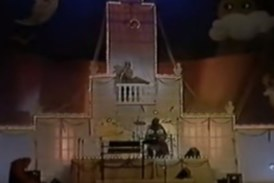 Biały Miś – wykonanie w sali Kongresowej