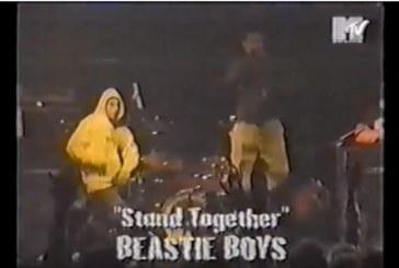 Beastie Boys w Warszawie w 1995 roku – materiał z koncertu