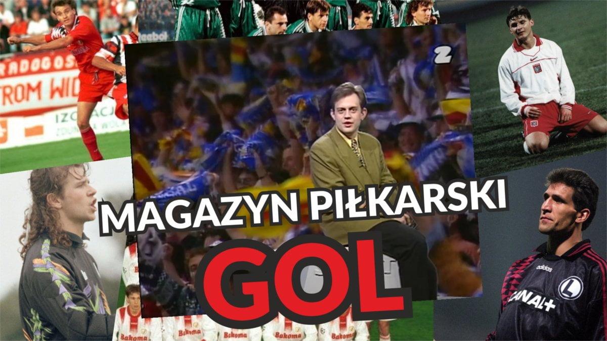 Gol - najlepszy magazyn o piłce nożnej w latach 90